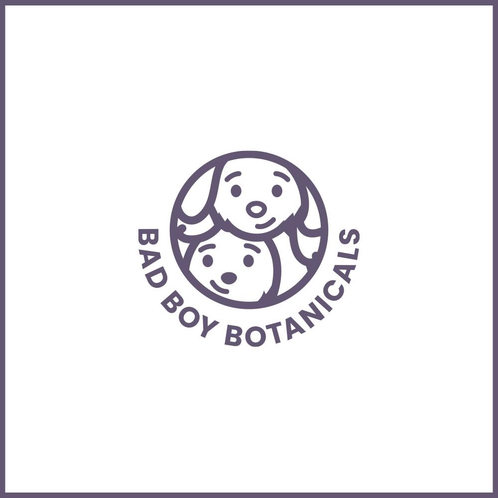 logo, Bad Boy Botanicals