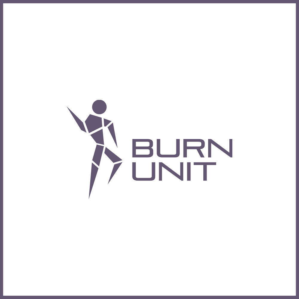 logo, Burn Unit
